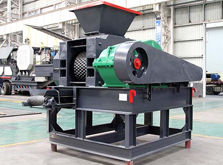 Metal Powder Briquetting Machine