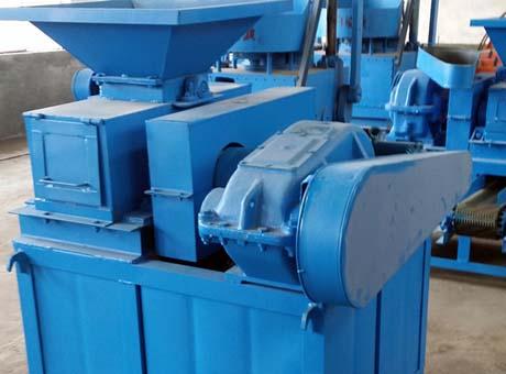 High Pressure Roller Briquetting Machine
